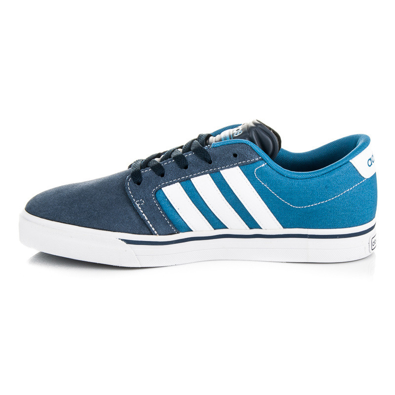... Klasické modré pánske športové tenisky Adidas c187241d61c