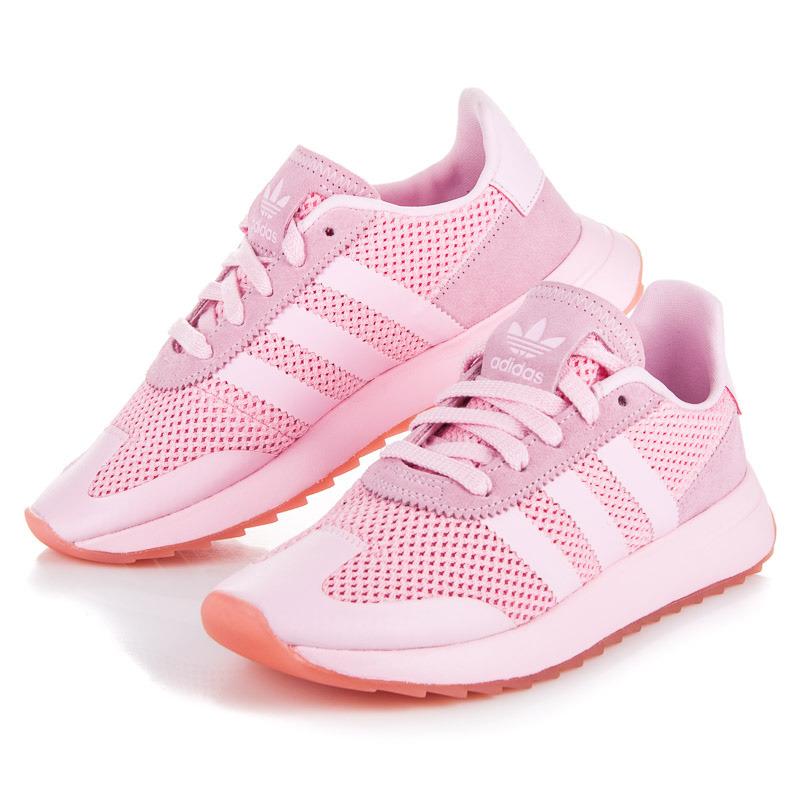 d11fcf0801d47 Klasické ružové dámske tenisky Adidas | AMIATEX.sk