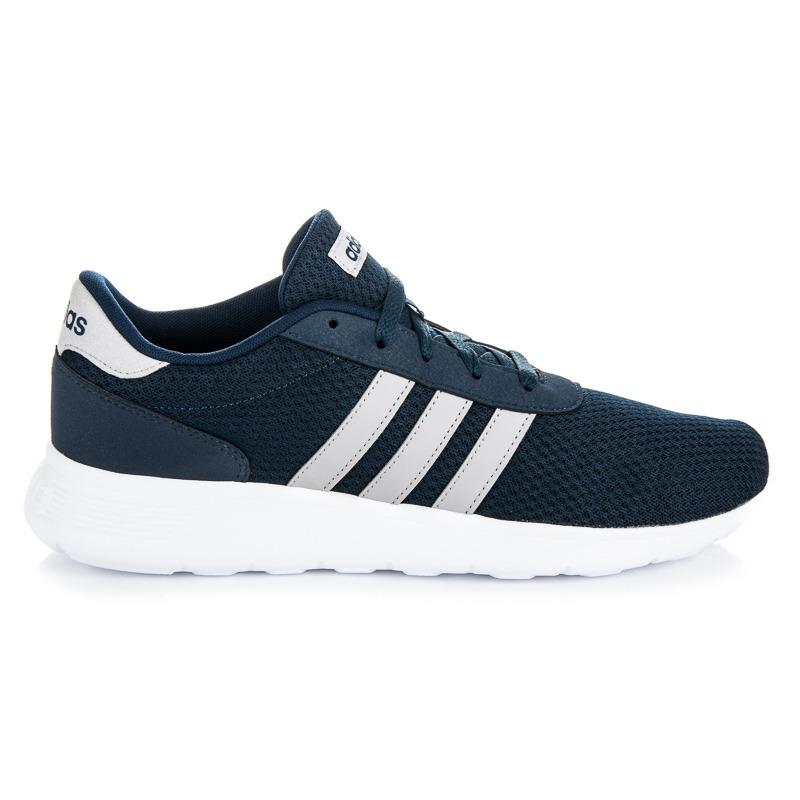 Klasické šedé pánske tenisky Adidas