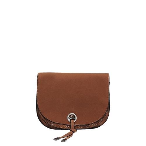 896ca5a9d2 Krásna dámska kabelka v hnedej farbe
