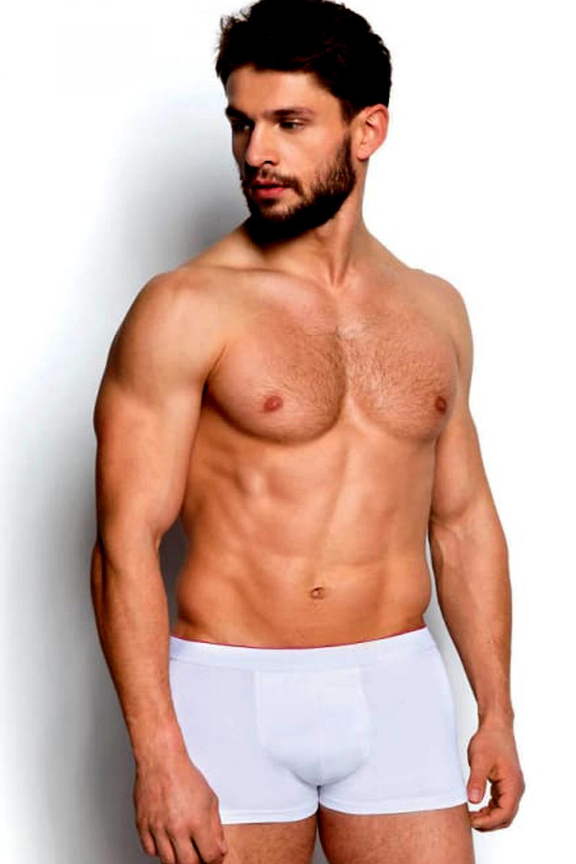 Pánske boxerky 18724 Burito 00x white