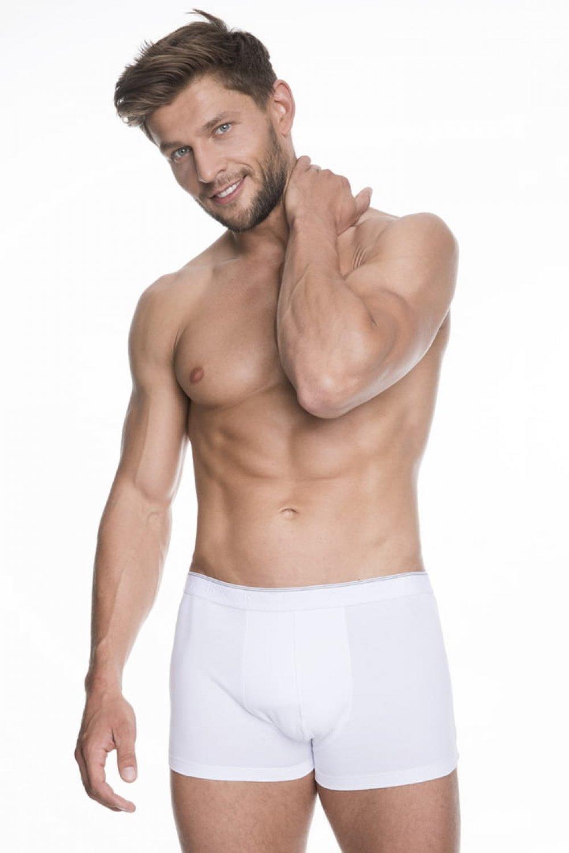Pánske boxerky Iron white
