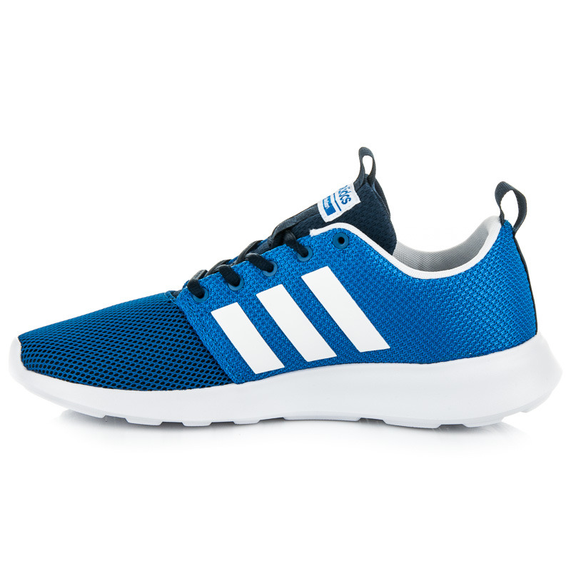 7e174f84b5 ... Pánske modré tenisky Adidas cloudfoam swift racer