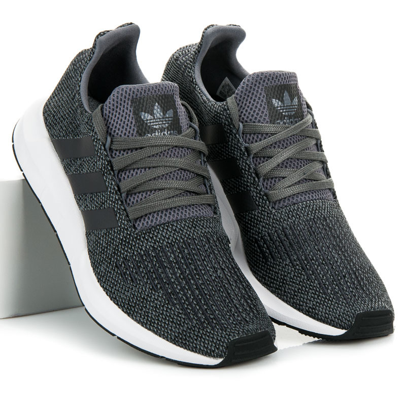 Pánske šedé športové tenisky Adidas  436aeadaf7b