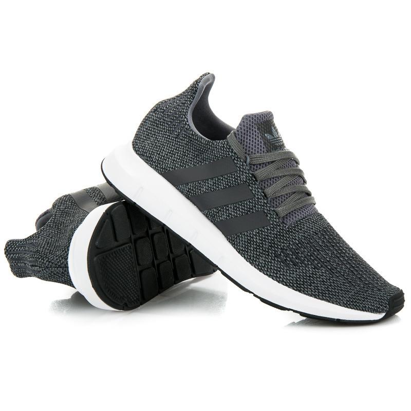 Pánske šedé športové tenisky Adidas  52b2f5a6100
