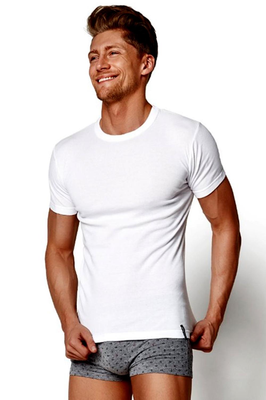 Pánske tričko 1495 BT-100 white