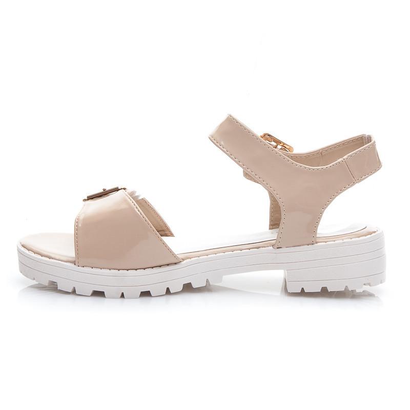 20e6a97da59c Perfektné béžové dámske sandále