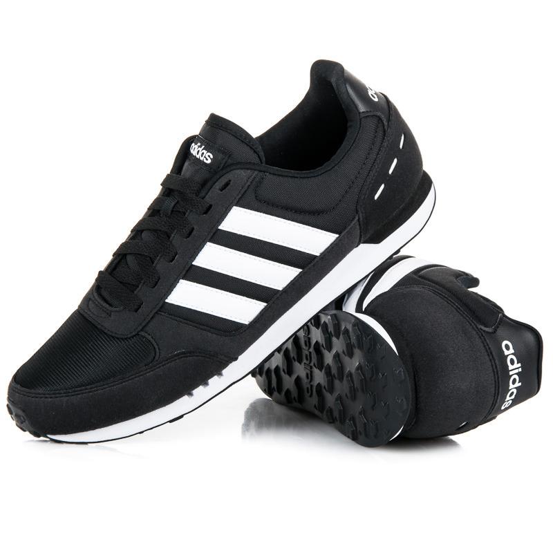 Perfektné čierno-biele pánske tenisky Adidas  8dd03b1270e