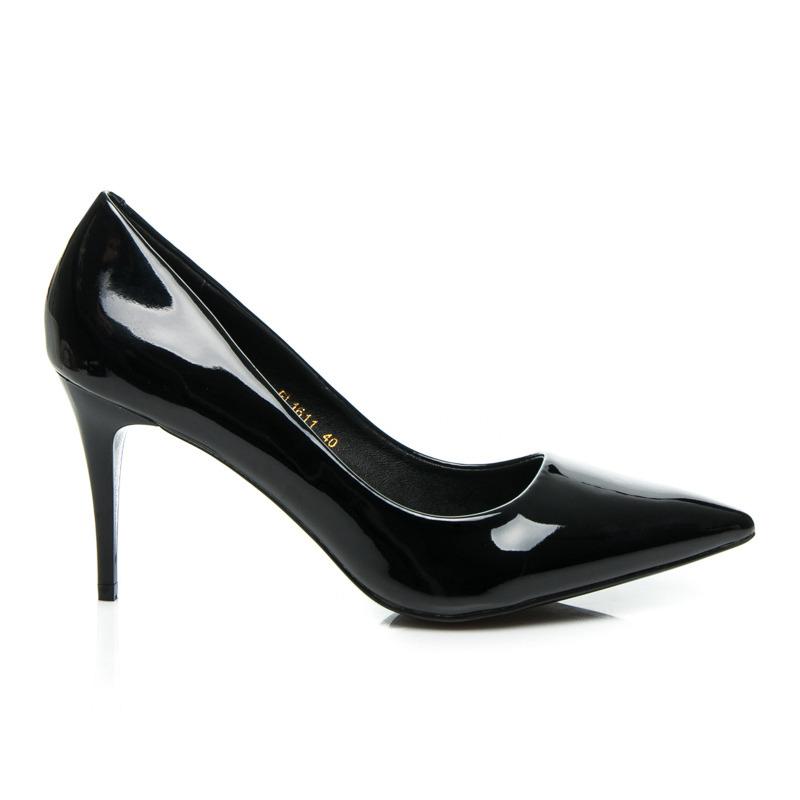 Perfektné dámske lodičky čierne