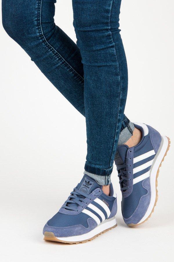 bc3406323 Pohodlné modré kožené tenisky zn.Adidas | AMIATEX.sk