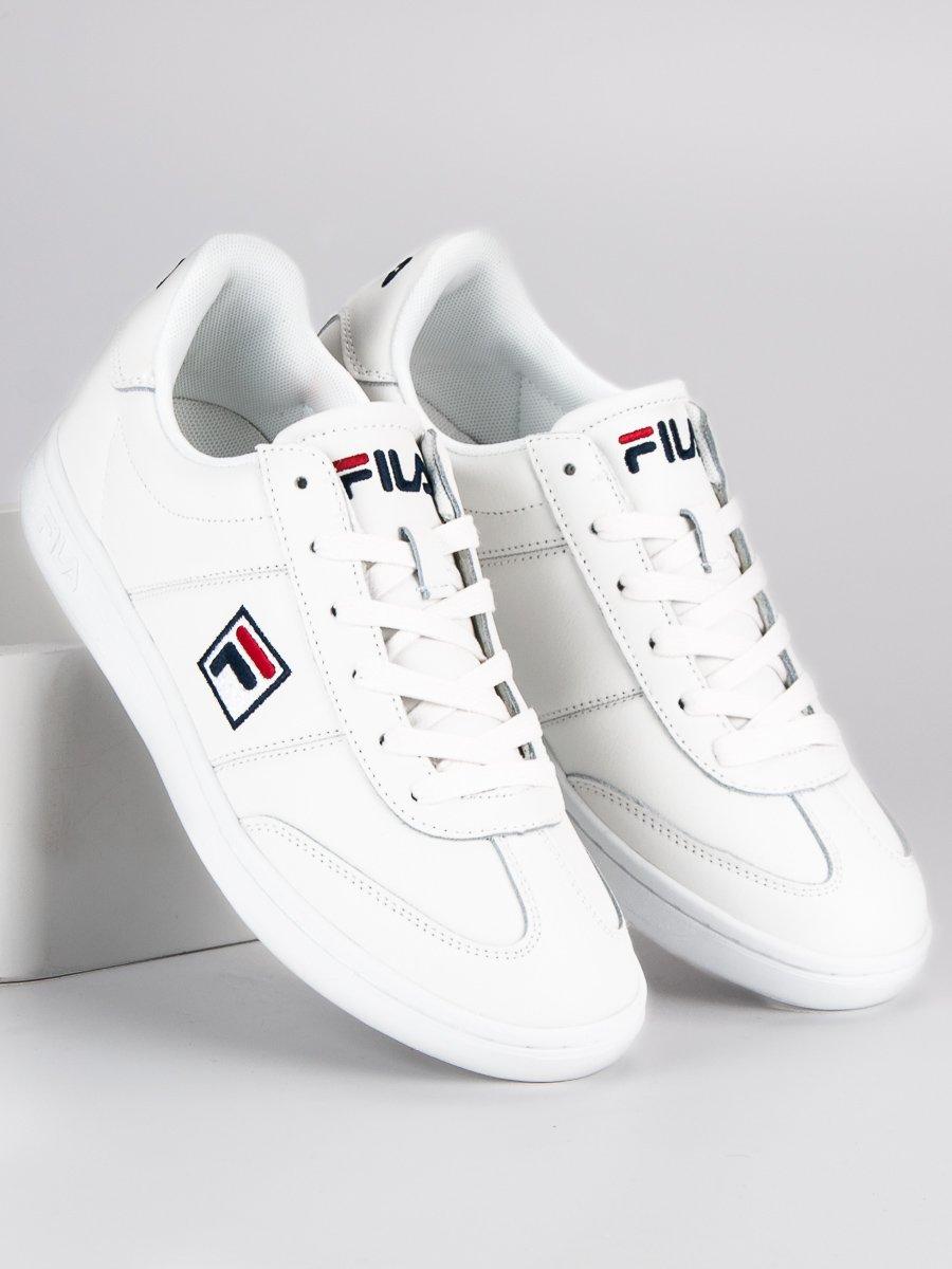 7a8f29d86f Športové biele pánske tenisky značky Fila