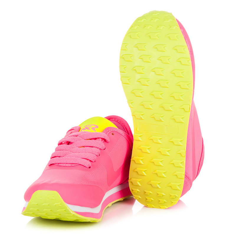 9b9a131ba717f Športové ružové detské topánky | AMIATEX.sk