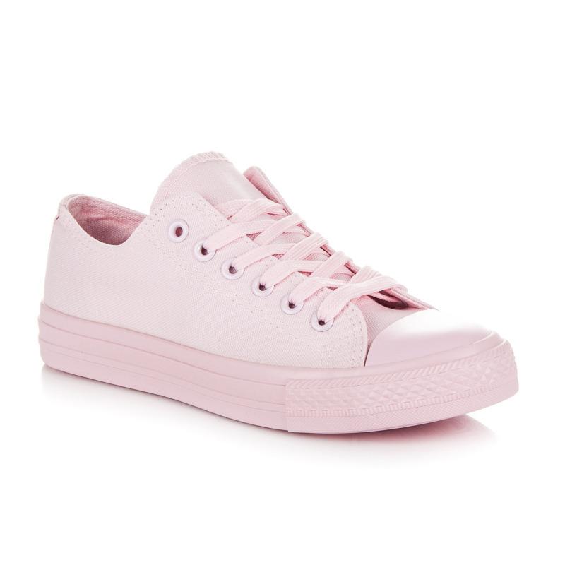 78d0dfb8e1a0f Štýlové a módne svetlo ružové dámske tenisky | AMIATEX.sk