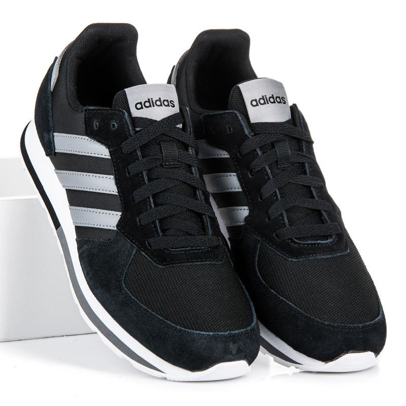 423f73c98f3 Štýlové čierno-šedé pánske tenisky Adidas