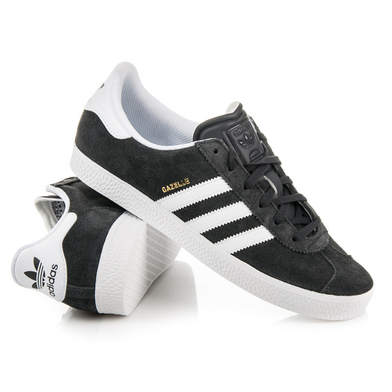 1dbb5d71d3db Štýlové dámske čierne tenisky Adidas