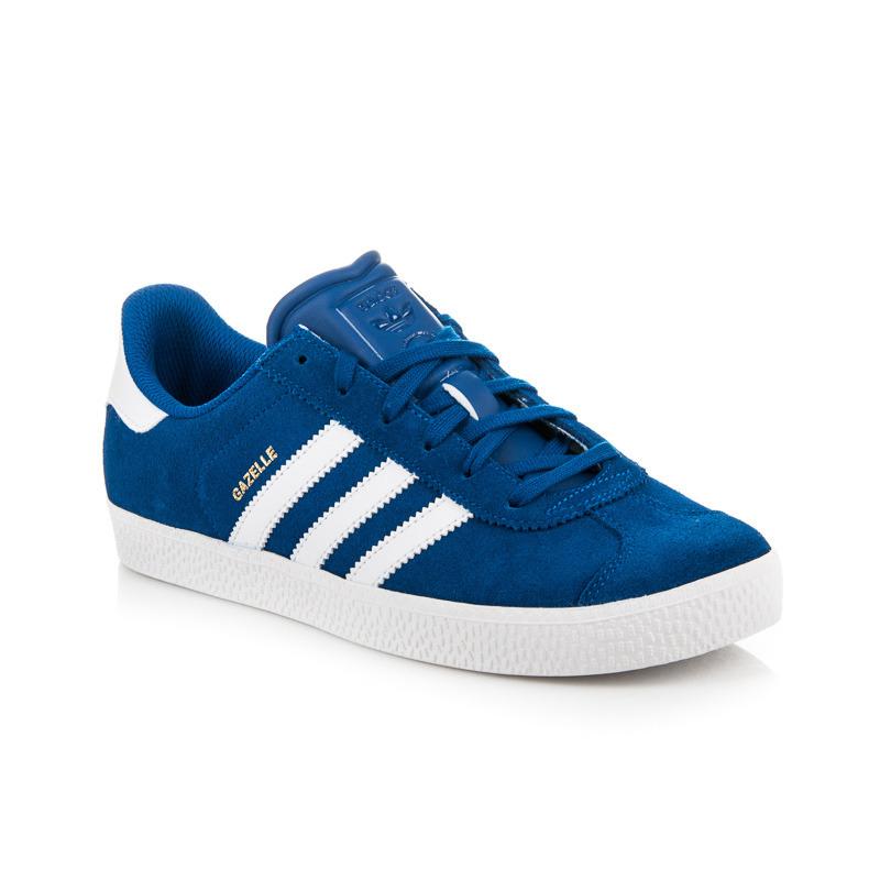 Štýlové dámske modré tenisky Adidas  26e5bea0bfd