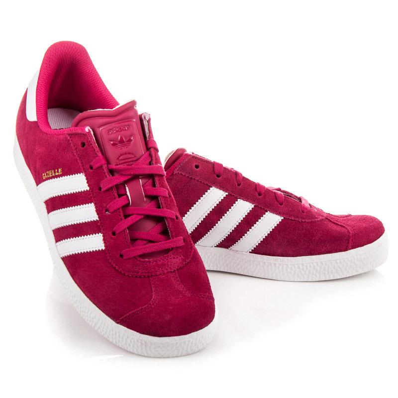 Štýlové dámske růžové tenisky Adidas  99581aeca4d