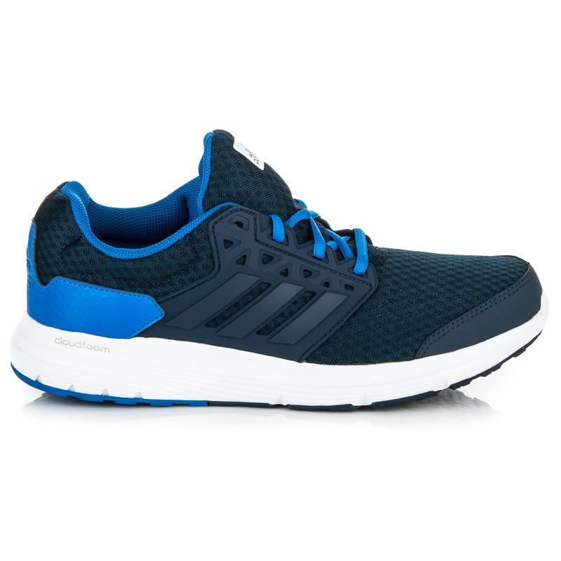 f3fdd9d7238f Štýlové modré športové pánske tenisky Adidas