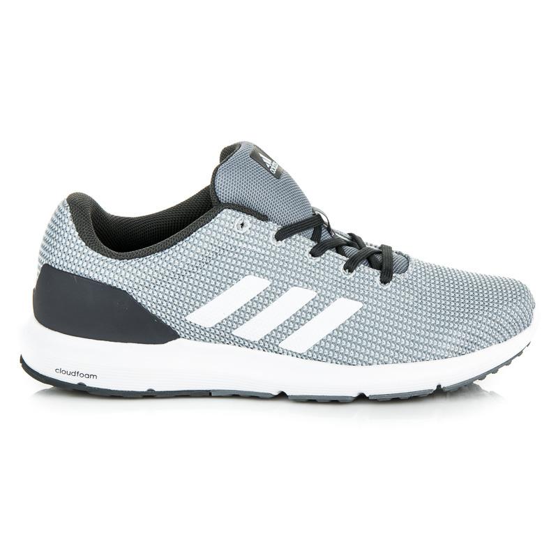 cb5ad1d4c8b Štýlové šedé športové pánske tenisky Adidas