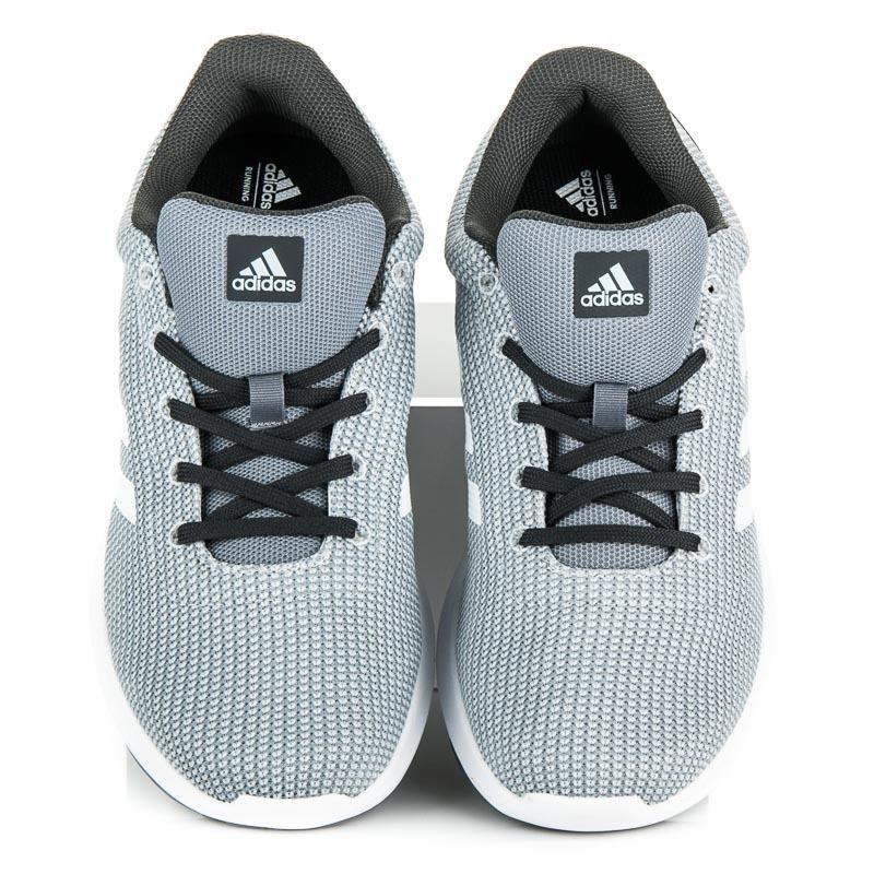 Štýlové šedé športové pánske tenisky Adidas  d6e03e4e7f4