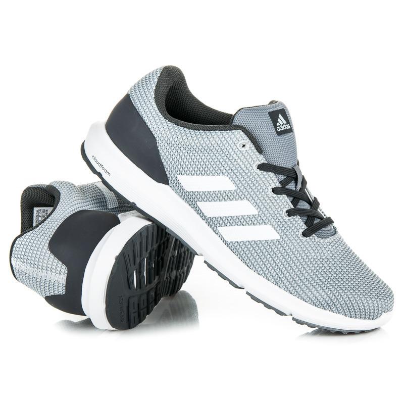 e6e74c7688b1 Štýlové šedé športové pánske tenisky Adidas