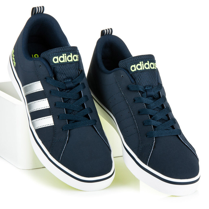 Štýlové tmavo modré športové tenisky Adidas  f6bfc6c5a7c