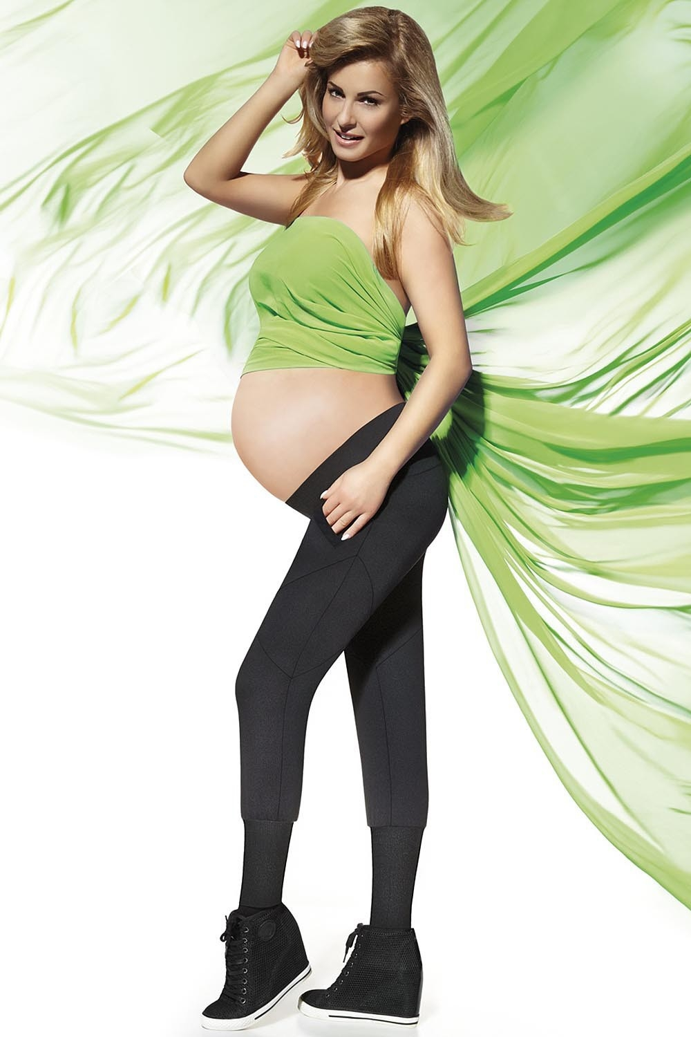 Tehotenské legíny Veronica